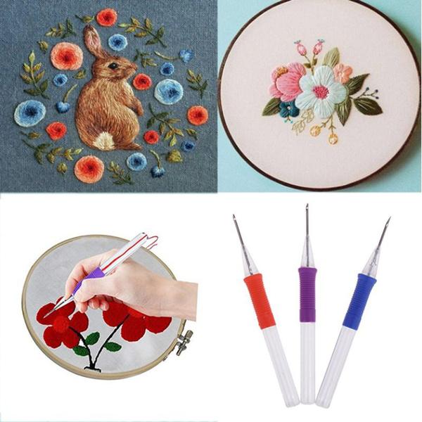 crossstitch, Stitching, Tool, Pen