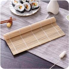 sushimat, bamboocurtain, sushirollingmaker, Sushi