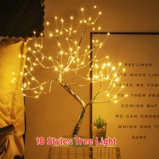 Bonsai, giftsnightlight, ledtabletopbonsaitreelight, Waterproof