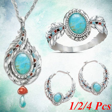 Turquoise, opalearring, Jewelry, Gifts