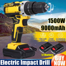 impactwrench, Battery, electrichammer, Tool