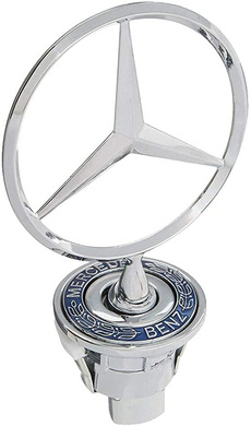 vehiclehoodstarbadge, Star, vehiclehoodstaremblem, Mercedes