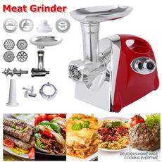 sausage, sausagemaker, sausagemakerwithhandlesausagemakerwithhandle, Electric