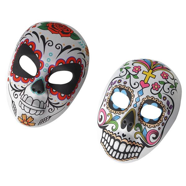 Decor, Masquerade, Masks, dayofthedeadmask
