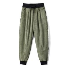 Fashion, easy, Casual pants, pants