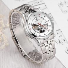 Skeleton, orologio, wristwatch, Jewelry
