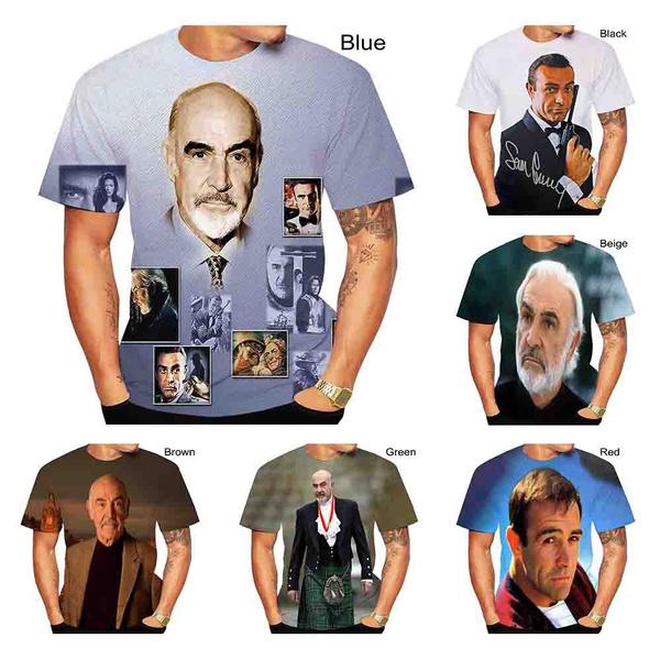 Fashion, #fashion #tshirt, seanconneryshirt, Men