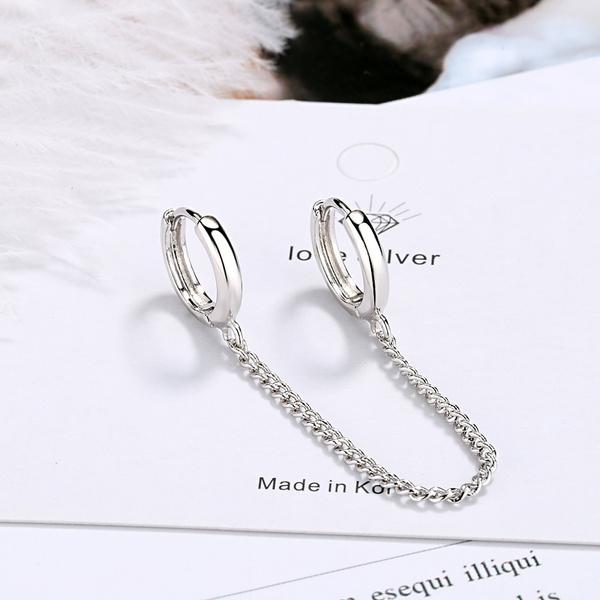 earringforwomen, Ear, Jewelry, Chain