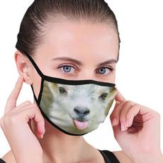 Sheep, adjustableearloopfacialdecoration, Cover, unisex