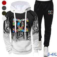 3D hoodies, hooded, pullover hoodie, track suit