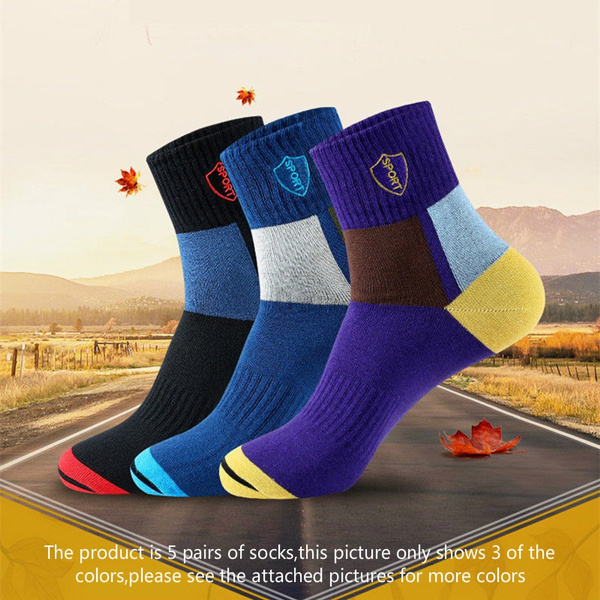 Medium, comfortableandbreathable, Men, Socks
