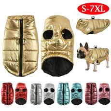 Vest, Fashion, Waterproof, Dog Clothes