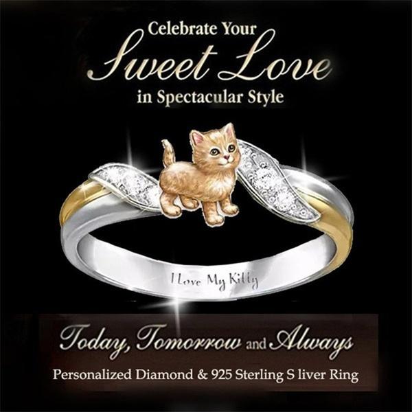 Love, animalring, wedding ring, Gifts