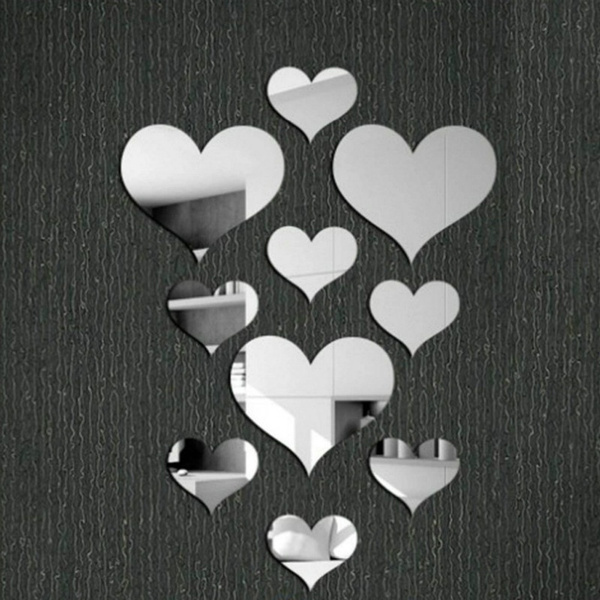 Heart, Wall Decor, living room, Love