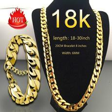 Chain Necklace, Fashion, punk necklace, halskette
