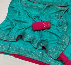 sareeforwomen, saree, silk, Blues