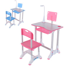 writingdesk, tilteddesktop, deskchair, drawer
