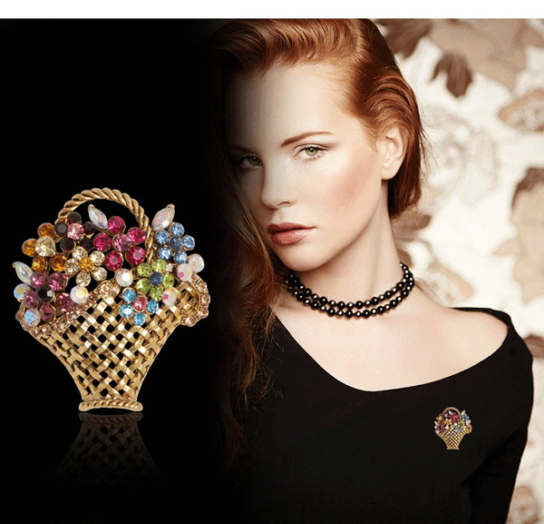 diamondbrooch, Fashion, Coat, Jewelry