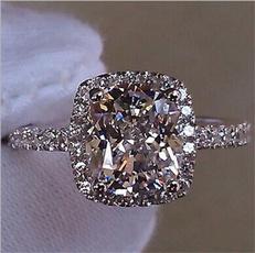 Fashion, wedding ring, Gifts, Silver Ring