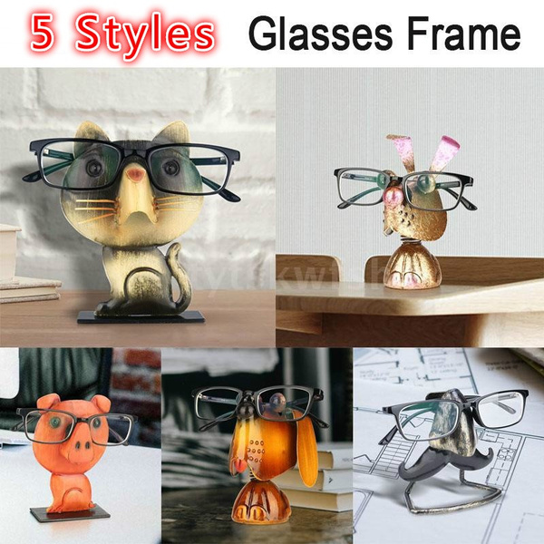 Family, sunglasses display, ironsculpture, handicraftcrafting
