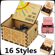 Box, musicbox, Christmas, woodenmusicalbox
