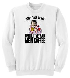Crewneck Sweatshirt, Men, Sleeve, Long Sleeve