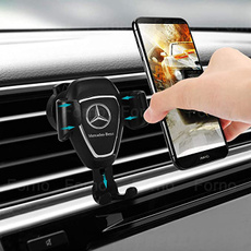 Phone, mercedesbenz, phone holder, Gps