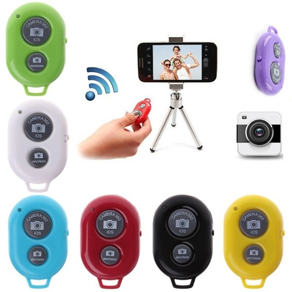 Mini, bluetoothshutter, remotecontroller, phonecontroller