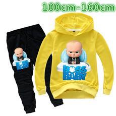 cute, Casual Hoodie, bossbabypant, pants