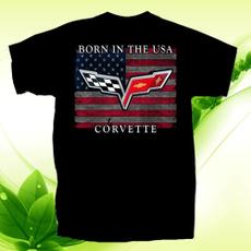 Clothing & Accessories, shortsleevestshirt, Shirt, Corvette