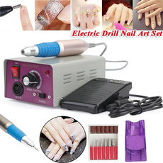 Kit, Nails, Pedicure set, glazingmachine