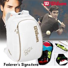 tennis racket bag, Wilson, tennis bag, tennisbackpack