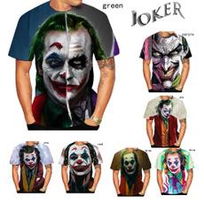 Joker, T Shirts, Fashion, printed