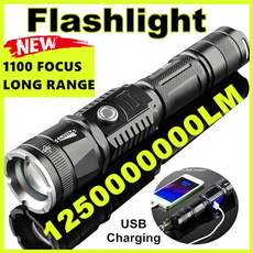 Flashlight, case, Hiking, led