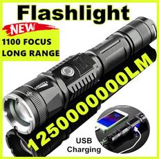 Flashlight, case, Hiking, led