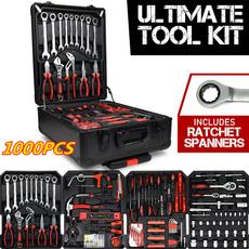 case, wrenchkit, ratchetstoolbox, Aluminum