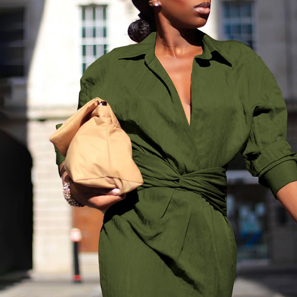 dressesforwomen, Long Sleeve, plus size dress, Tunic dress