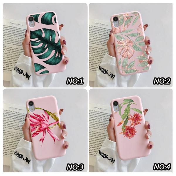 case, cute, Flowers, Vintage