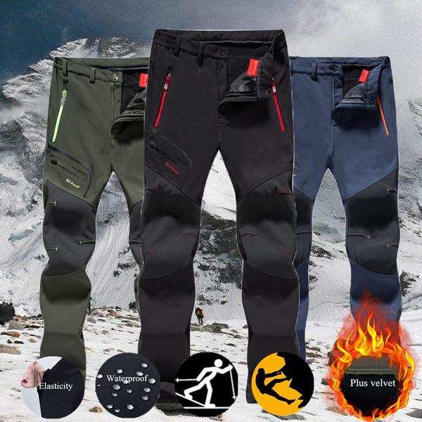 Fleece, trousers, Winter, men trousers