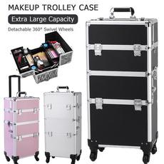 Beauty Makeup, Maquillaje, Belleza, aluminummakeupcase