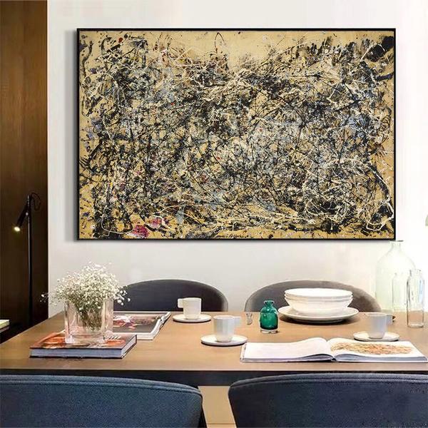 decoration, jacksonpollock, Home Decor, Home & Living