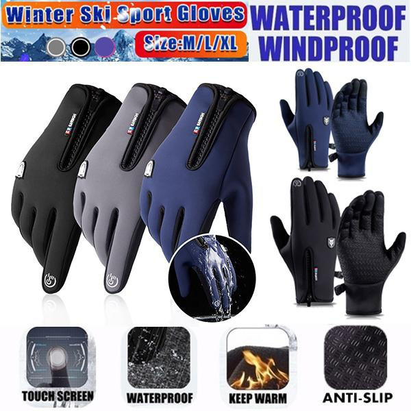 Touch Screen, bikesglove, Winter, Sports & Outdoors