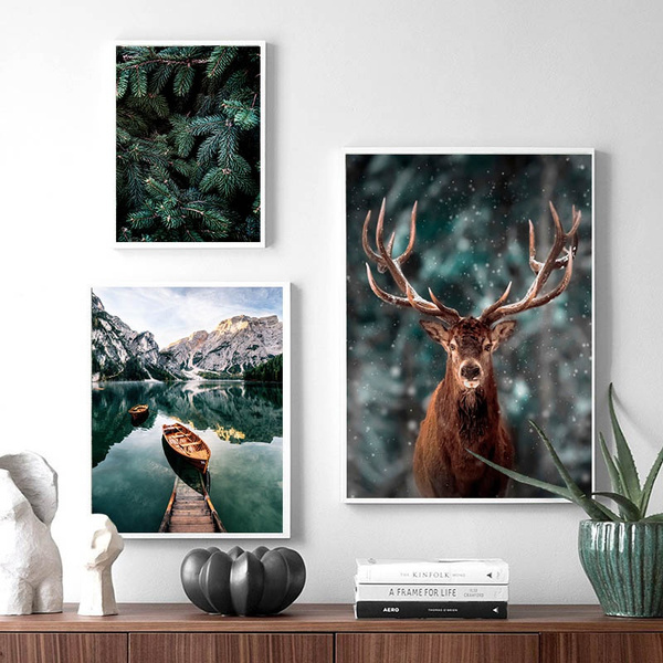 Decorative, Mountain, Decor, art