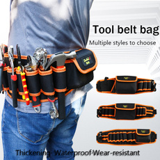 waisttoolbag, repairtoolbag, electricdrillbag, Bags