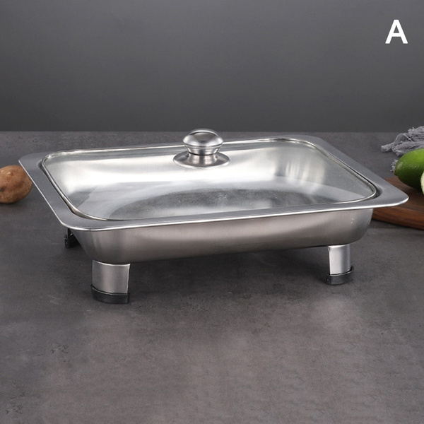 Steel, Stainless, Kitchen & Dining, chafingdishespan