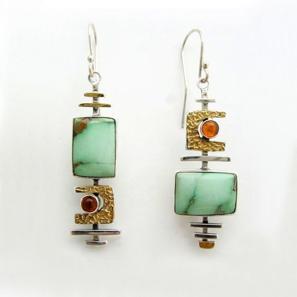 Sterling, party, Turquoise, Unique