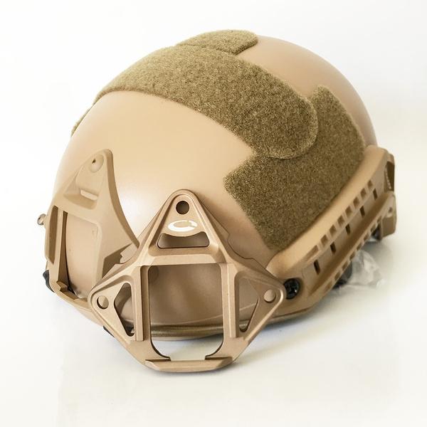 Helmet, Skeleton, Aluminum, Military