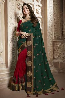 Beautiful, saree, Designers, Lace