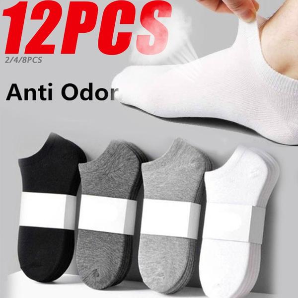 boatsock, Cotton Socks, lowcutsocksmen, whitesock