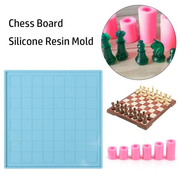 chessmold, jewelrymakingtool, Chess, Silicone